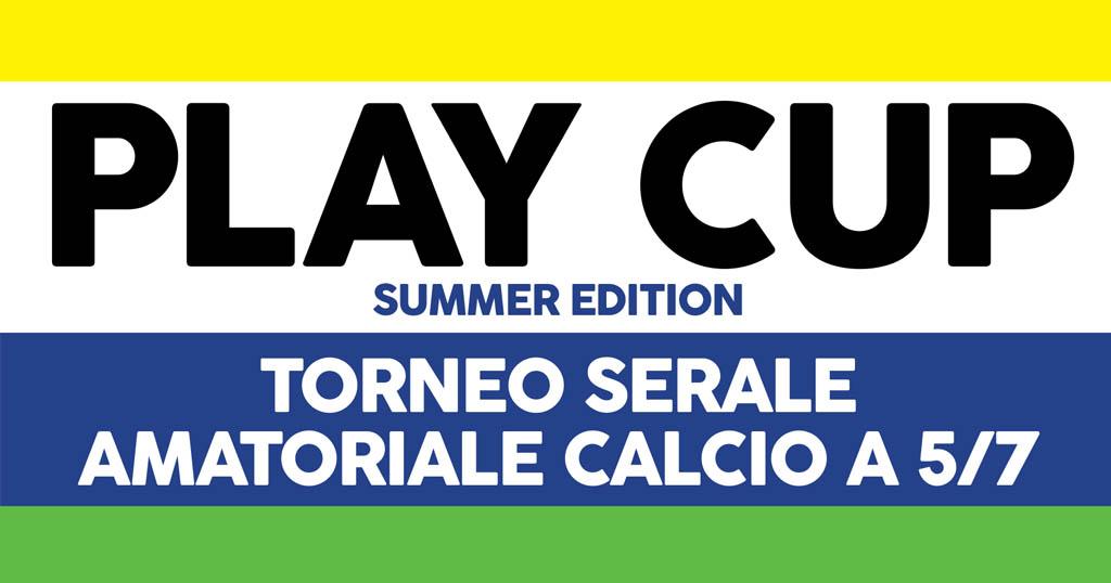 PLAYLEAGUE - PRENOTA 02 96732548 - play cup, torneo serale, calcio a 5, calcio a 7, tornei calcetto